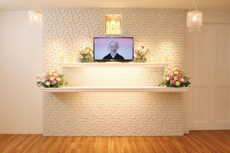 事例1 親族10名様での家族葬