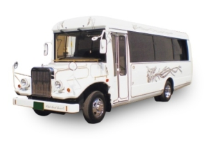 バス型霊柩車