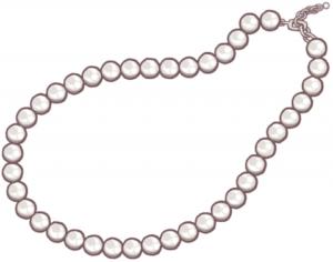 令和元年5.10真珠ネックレス